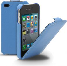 Чехол (флип-кейс) Melkco Premium для Apple iPhone 5 Jacka Type Blue (APIPO5LCJT1BELC)